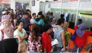 Persediaan tiket balik KA dari Yogyakarta menipis