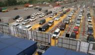 Inilah kondisi Tol Jakarta-Cikampek di H-4 Lebaran