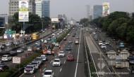 Tol Dalam Kota hingga Bekasi Timur terpantau ramai