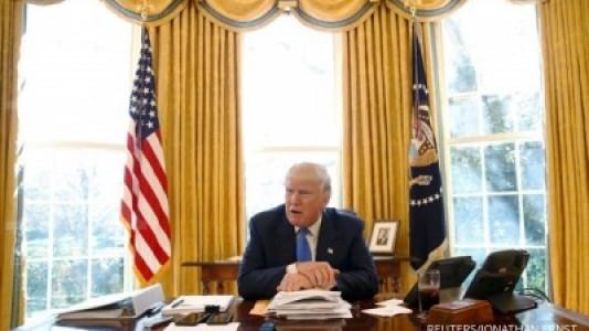 Trump siapkan proyek infrastruktur US$ 1 triliun