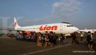 Insiden pilot Lion Air bawa keluarga di kokpit