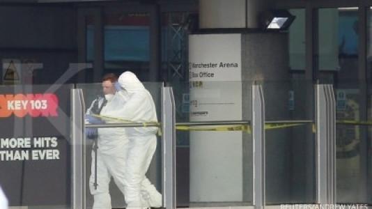 Bom Manchester berkaitan dengan ISIS