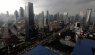 Hujan lokal akan melanda sebagian besar Jakarta