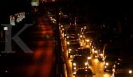 Jalan Tol Brebes - Semarang ditutup di malam hari