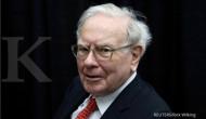 Buffett sumbang US$ 3,17 miliar dari hartanya