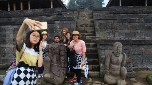 Turis milenial China bakal jadi penggerak wisata