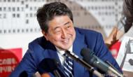 Menang telak, Abe janji akan tindak tegas Korut