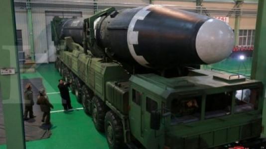 Penasihat China: Korea Utara adalah bom waktu