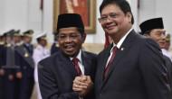 Rangkap jabatan menteri indikasi inkonsistensi Jokowi?